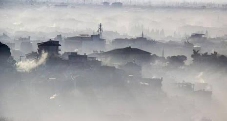Afrika'daki Ölümlere Benzinin Etkisi-Hava kirliliği