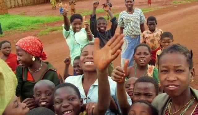 afrikali-cocuklari