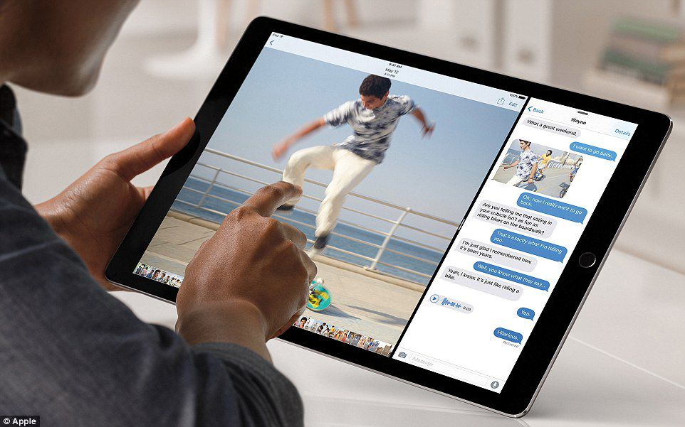 Apple'ın 799 $ iPad Pro