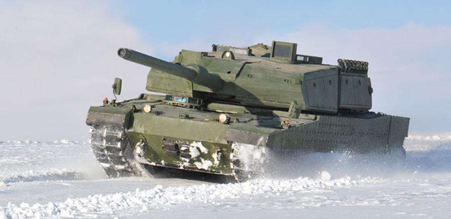 Milli Tankımız Altay'ın İncelemesi