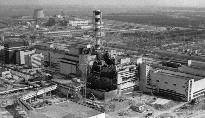 Aralık Aylarında Yaşanmış Tarihi Olaylar-Çernobil