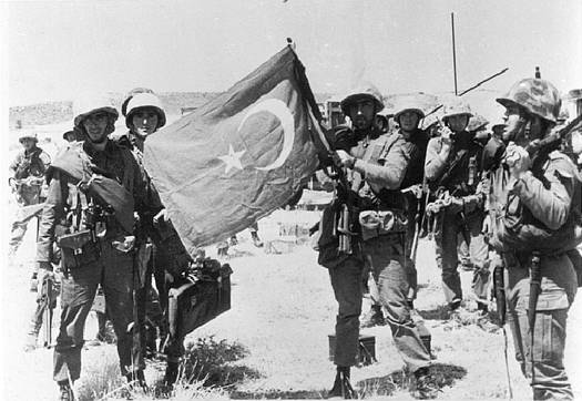 Ağustos Ayında Yaşanmış Tarihi Olaylar-Kıbrıs Barış Harekatı