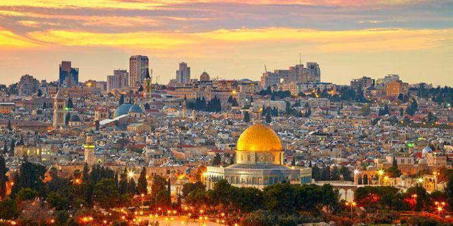 Aralık Aylarında Yaşanmış Tarihi Olaylar-Kudüs