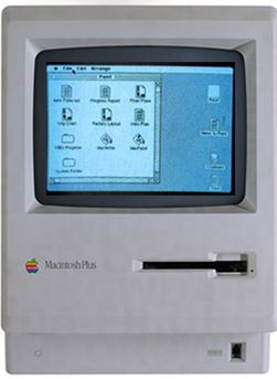 Next Bilgisayar-Macintosh Plus