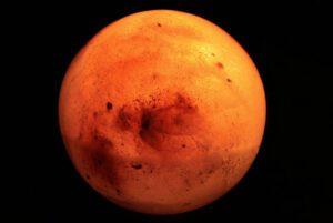 mars-gezegeni