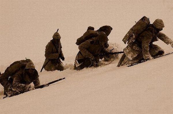 Aralık Aylarında Yaşanmış Tarihi Olaylar-Sarıkamış Harekatı