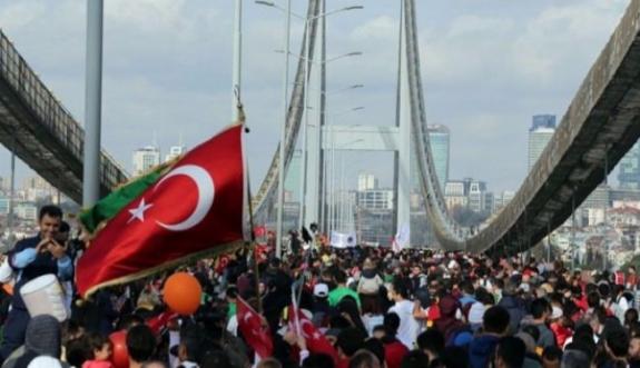 Vodafone 38. İstanbul Maratonu Kahramanlar Koşusu