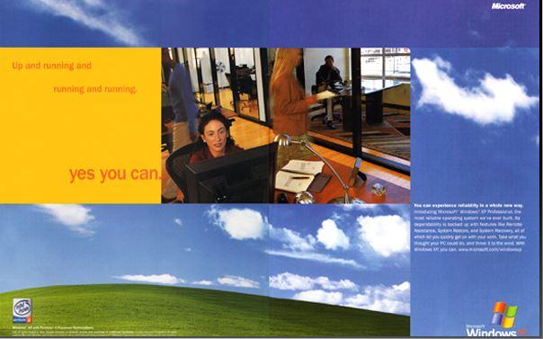 Windows XP, İPOD, 1999-2001 Yıllarındaki Teknoloji