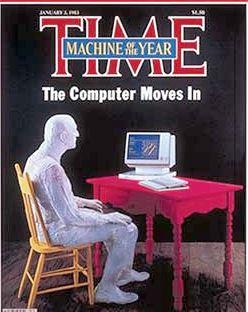 Yılın Makinesi Bilgisayar 1982-1984 Arası Teknolojideki Yenilikler