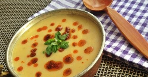 4 Çeşitle Akşam Yemeği Menüsü-Çeşminigar Çorbası Tarifi
