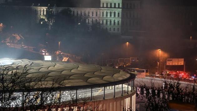 Şehitlerimizi Saygı ve Rahmetle Anıyoruz-Dolmabahçe