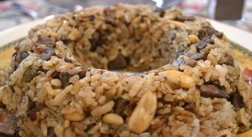 Yeni Yıl Çorbası-İç Pilav-Fırında Kızarmış Tavuk