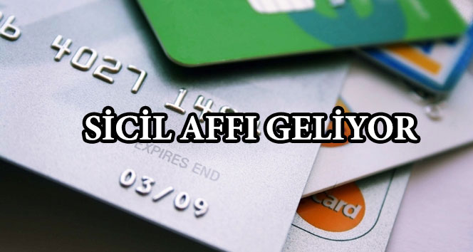 Emekli İkramiyeleri ve Sicil Affı-Kredi kartı