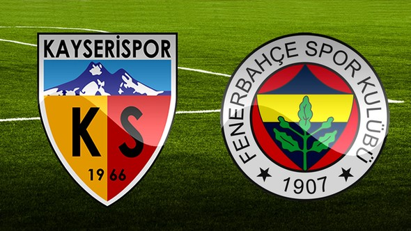 Fenerbahçe'nin Kayseri'ye Yenilmesi-Süper Lig