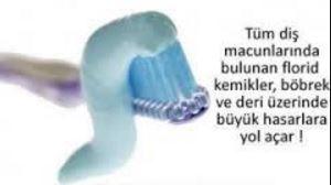 Diş Macunlarının Zararları