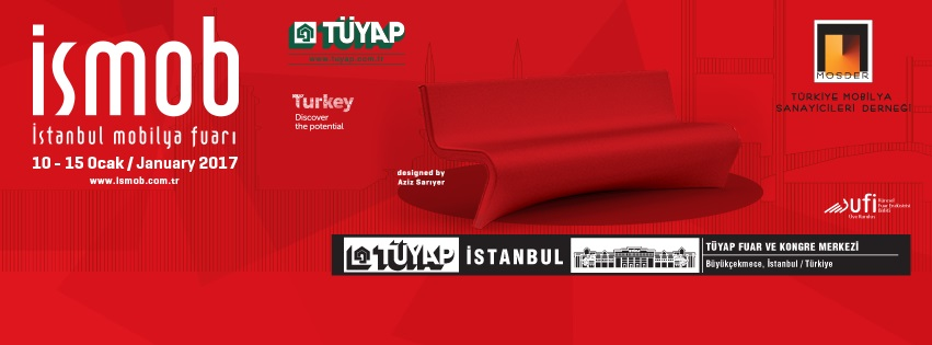 13.İstanbul Mobilya Fuarı-TÜYAP