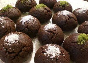 Tatlı Kurabiye Tarifleri-Kakaolu ıslak kurabiye