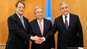 Kıbrıs Müzakereleri Yeniden Başladı