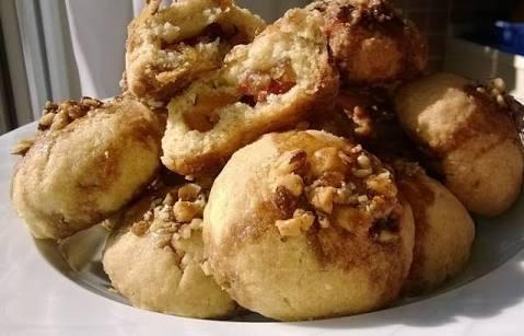 Tatlı Kurabiye Tarifleri-Pekmezli kurabiye