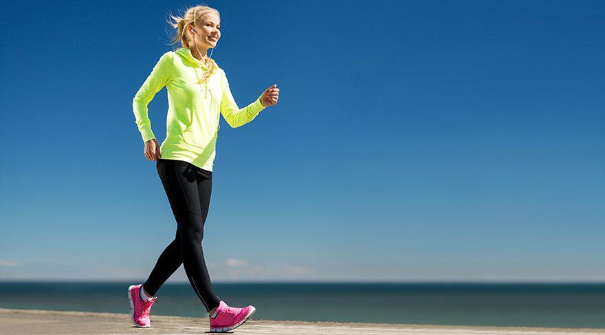 Yürümenin Faydaları-Egzersiz yapmak