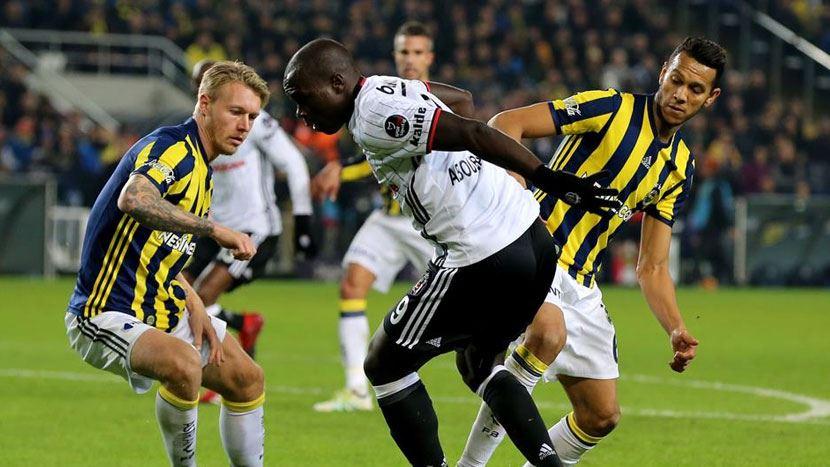 Beşiktaş Fenerbahçe Ziraat Türkiye Kupası Son 16 Maçı
