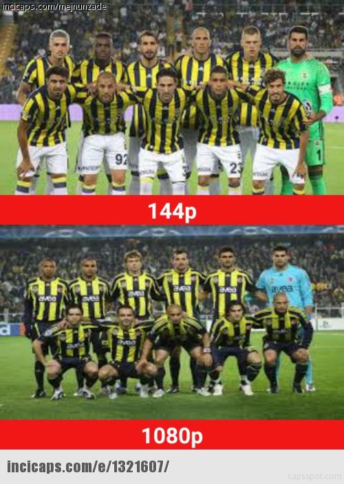 Fenerbahçe'nin Kayseri'ye Yenilmesi-Fenerbahçe kalitesi