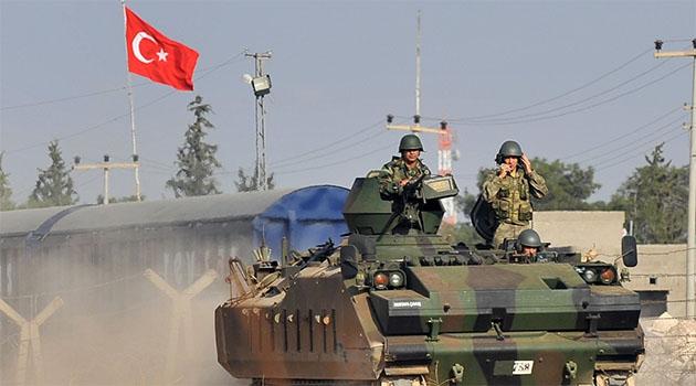 Rusya Jetlerinin Fırat Kalkanı Harekatında Türk Askerini