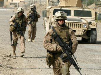 Amerikanın askeri gücü