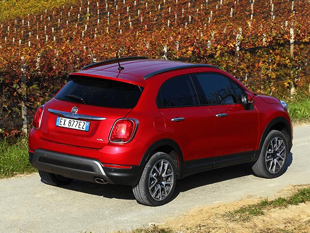 Fiat 500x Tanıtım