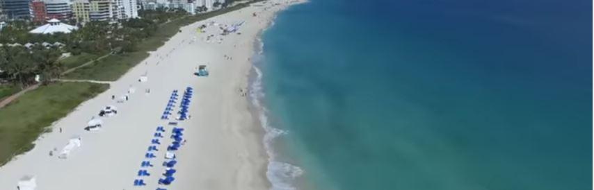 Amerika'nın Rüya Şehri Miami-Sahil