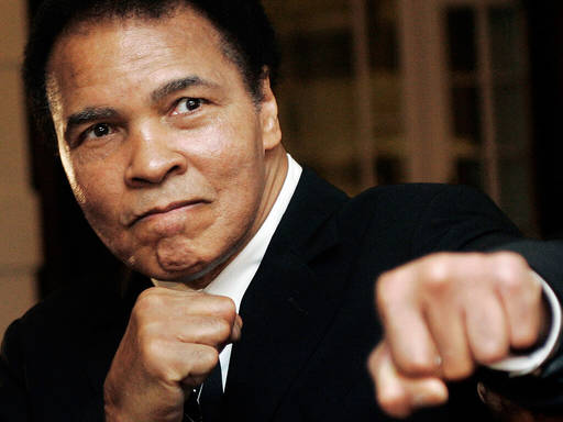 Muhammed Ali'nin Hayata Bakışı-Boksör