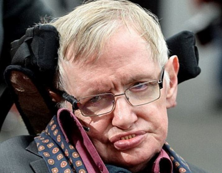 Stephen Hawking'e Göre Teknoloji