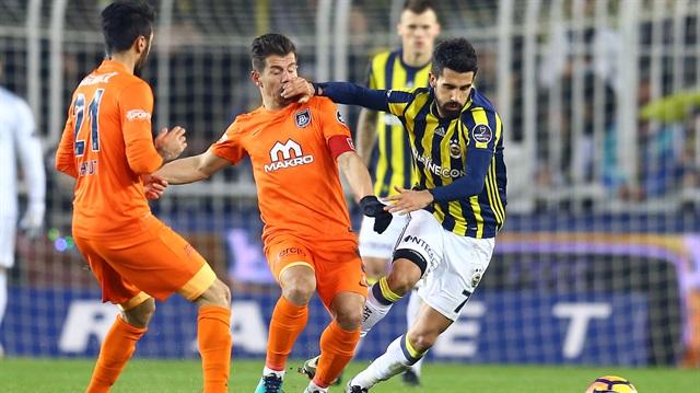 Medipol Başakşehir-Fenerbahçe Ziraat Kupası
