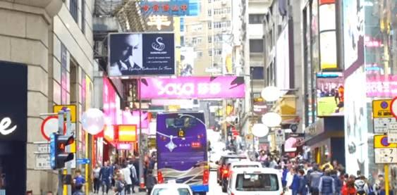Hong Kong Turu-Queens Road