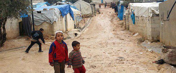 Suriye'de Kimyasal Saldırı Etkisi