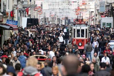İstanbul'a Göç-Kalabalık