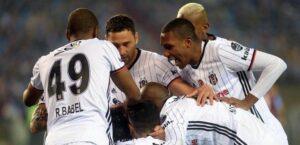 Beşiktaş Lyon Maçı