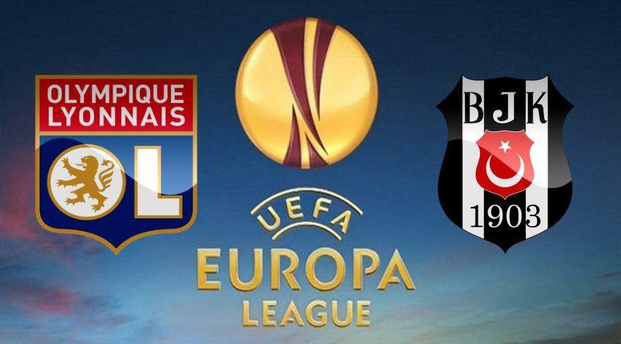 Beşiktaş Lyon Maçı Avrupa Kupası