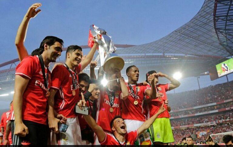 Portekiz Kulübü Benfica'nın