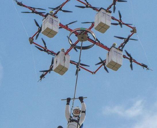 Drone Sürüşü-Driving