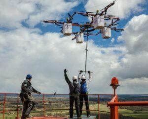 Drone Sürüşü