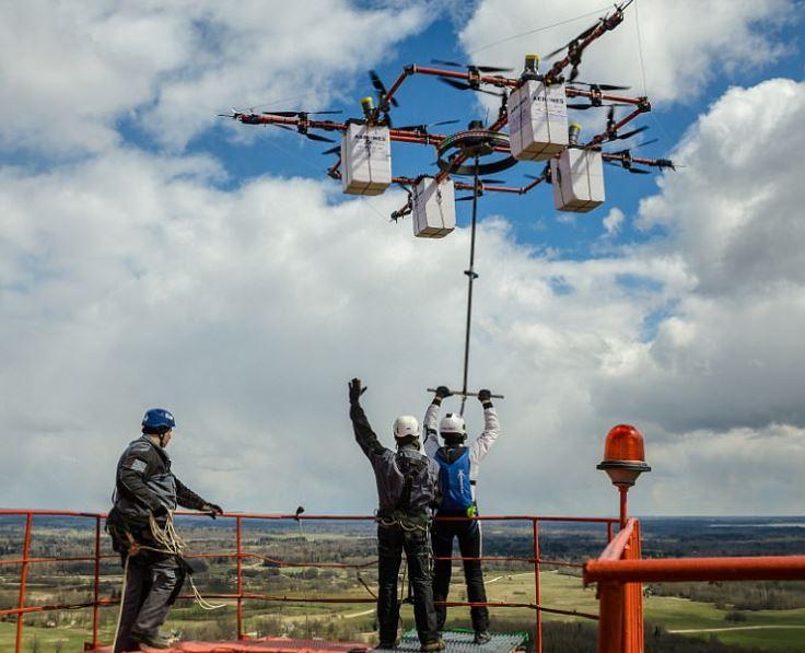 drone-surus