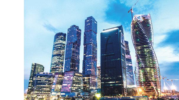 Yurt Dışındaki Türk Müteahhitlerin Başarısı-Yapı Sektörü