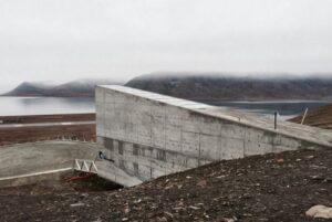 Svalbard Küresel Tohum Deposuna Su Tehlikesi