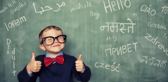Çocuk Yabancı Dil Eğitimi