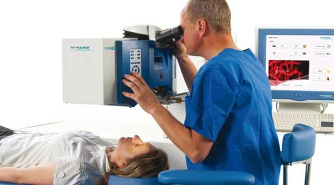 Göz Hastalıkları Tedavisinde No Touch Laser Yöntemi