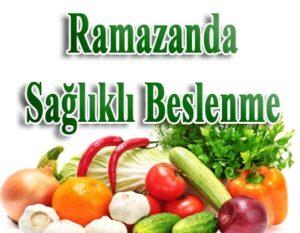 Ahmet Maranki'den Ramazan'a Özel Sağlıklı Kürler