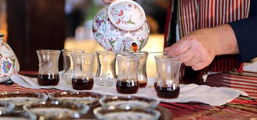 Çay Nasıl Yapılır? Tavşan kanı çay