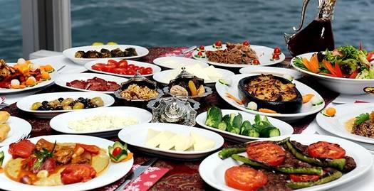 Türk Yemek Kültürü