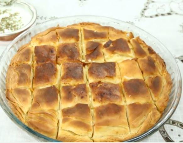 Baklava Böreği Tarifi